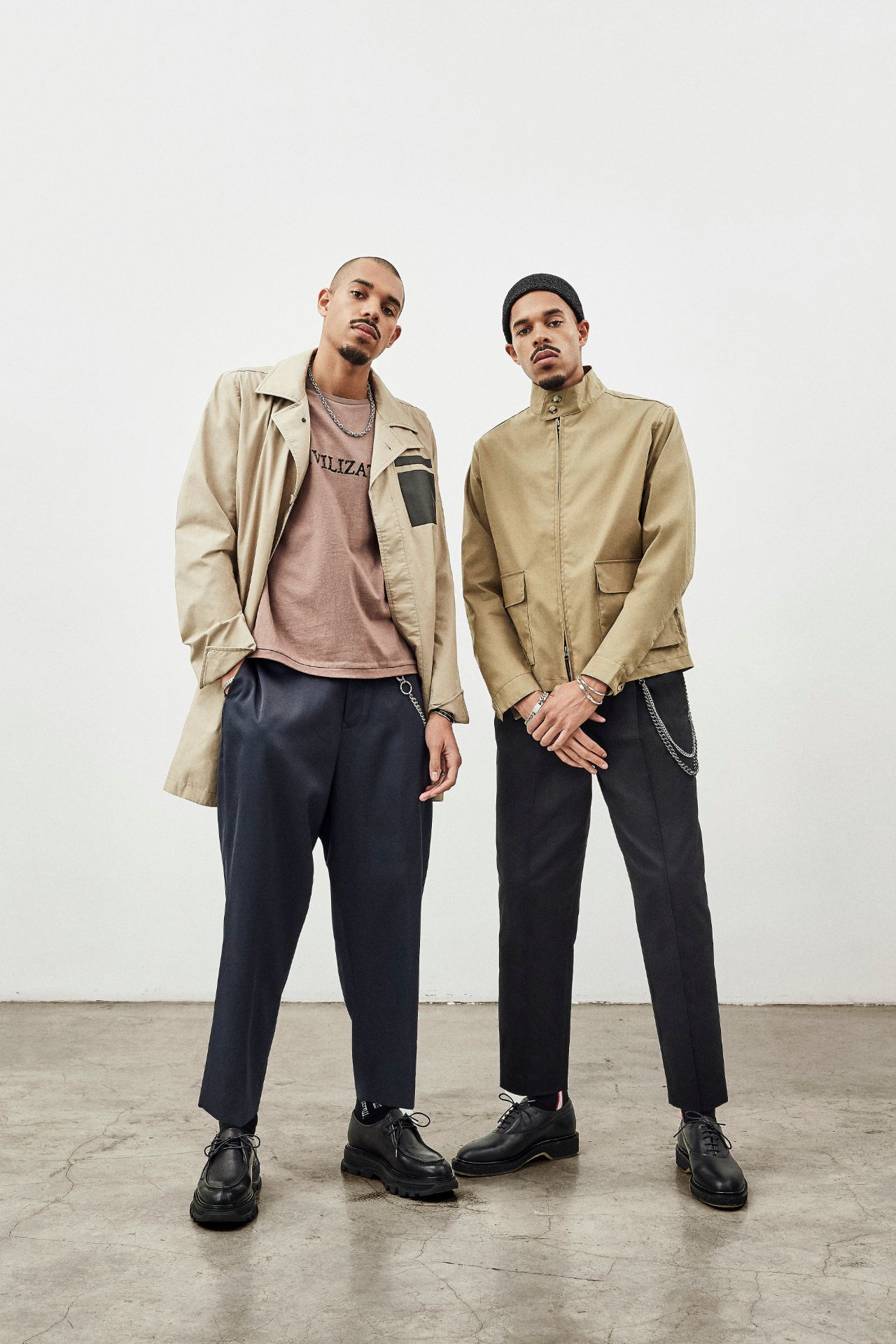 gentleman 2019 spring lookbook 1 2
